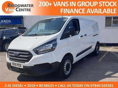 FORD TRANSIT CUSTOM Other 2.0 340 L2H1 5dr