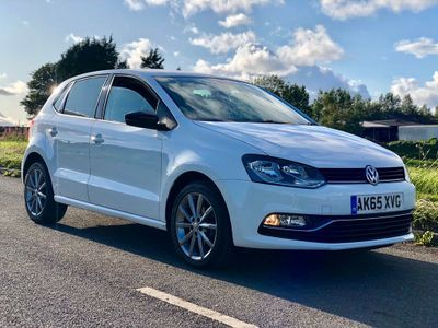 VOLKSWAGEN POLO Hatchback 1.0 TSI BlueMotion Tech SE Design (s/s) 5dr