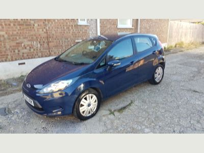 FORD FIESTA Hatchback 1.4 TDCi Style 5dr