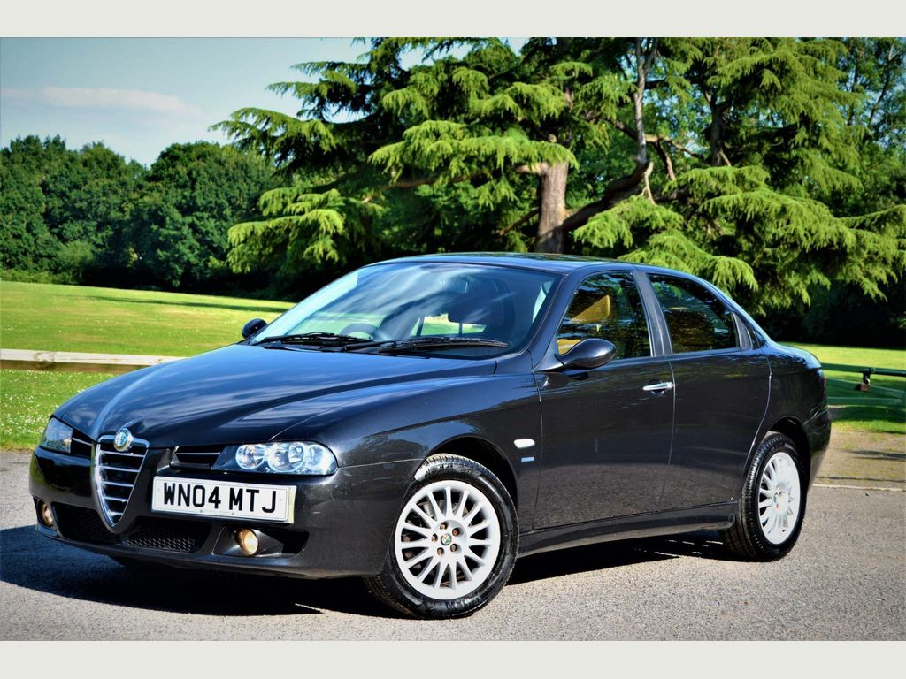 ALFA ROMEO 156 Saloon 2.0 JTS Lusso 4dr