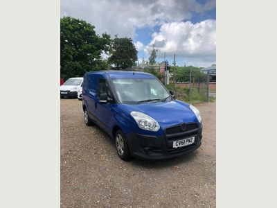 FIAT DOBLO Other 1.3 JTD MultiJet 16v Panel Van 4dr