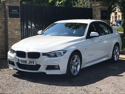 BMW 3 SERIES Saloon 2.0 320d BluePerformance M Sport Auto (s/s) 4dr