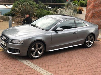 AUDI A5 Coupe 2.0 TFSI S line Special Edition Multitronic 2dr