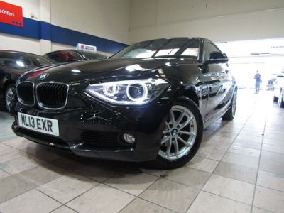 BMW 1 SERIES Hatchback 1.6 116d EfficientDynamics Sports Hatch 3dr