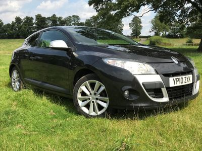 RENAULT MEGANE Coupe 1.5 dCi I-Music 3dr