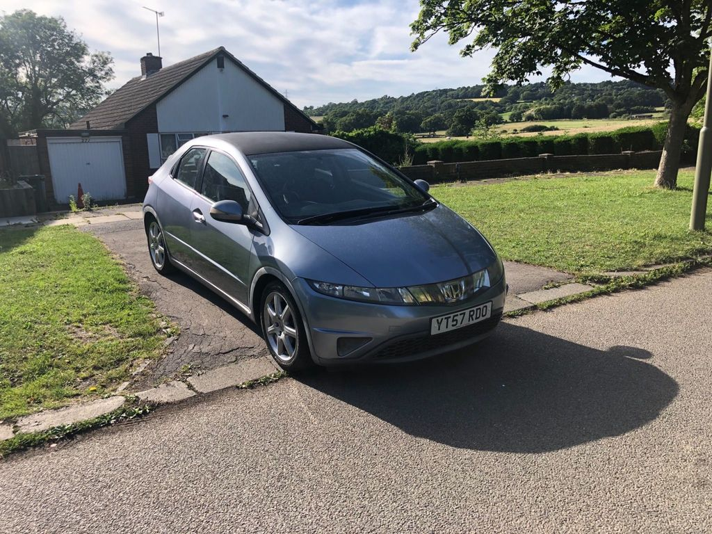 HONDA CIVIC Hatchback 1.4 i-DSI SE 5dr