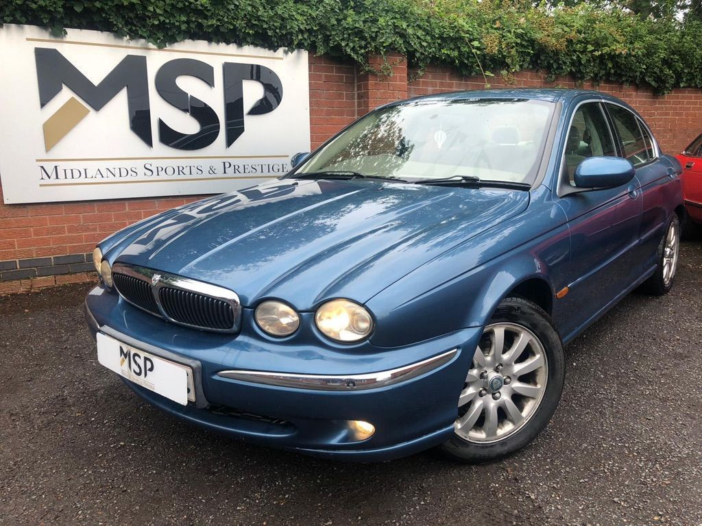 JAGUAR X-TYPE Saloon 2.5 V6 (AWD) 4dr