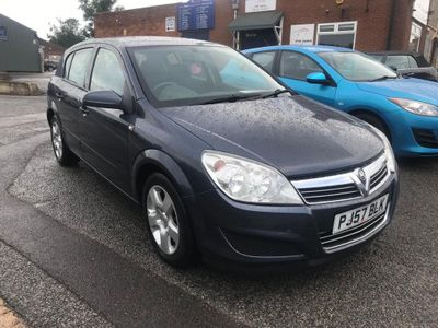 VAUXHALL ASTRA Hatchback 1.4 i 16v Breeze 5dr