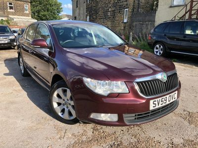 SKODA SUPERB Hatchback 1.9 TDI PD S 5dr