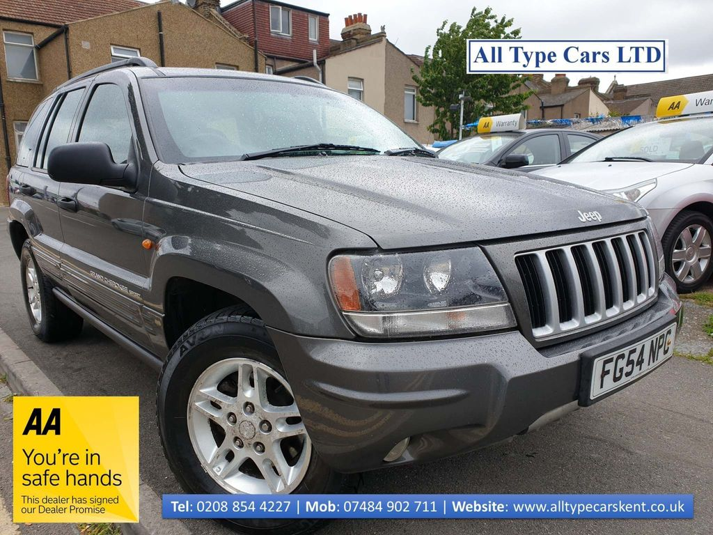 JEEP GRAND CHEROKEE SUV 4.0 Sport 4x4 5dr
