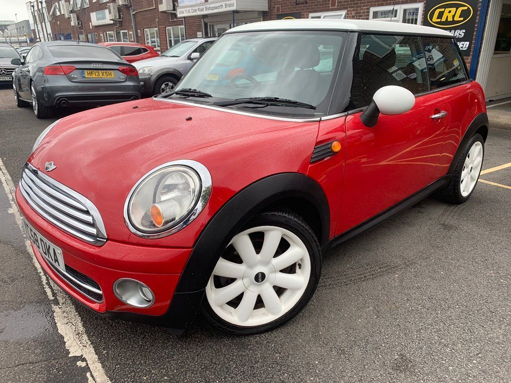 MINI HATCH Hatchback 1.6 Cooper D 3dr