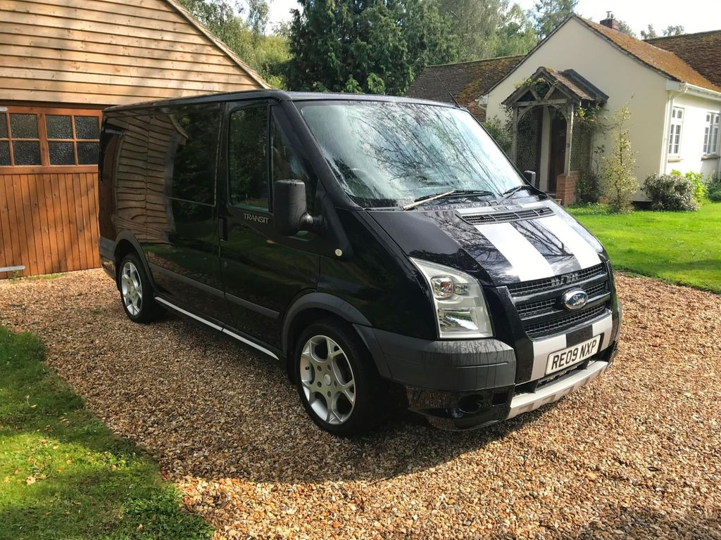 FORD TRANSIT Unlisted Low Roof Van Sport TDCi 140ps