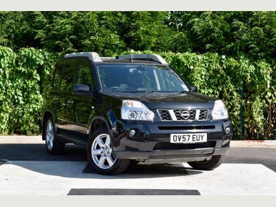 NISSAN X-TRAIL SUV 2.0 dCi Aventura Explorer Extreme 5dr