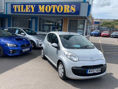 CITROEN C1 Hatchback 1.0 i Airplay+ 3dr