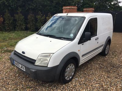 FORD TRANSIT CONNECT Panel Van 1.8 TDCi T220 SWB L Low Roof 4dr