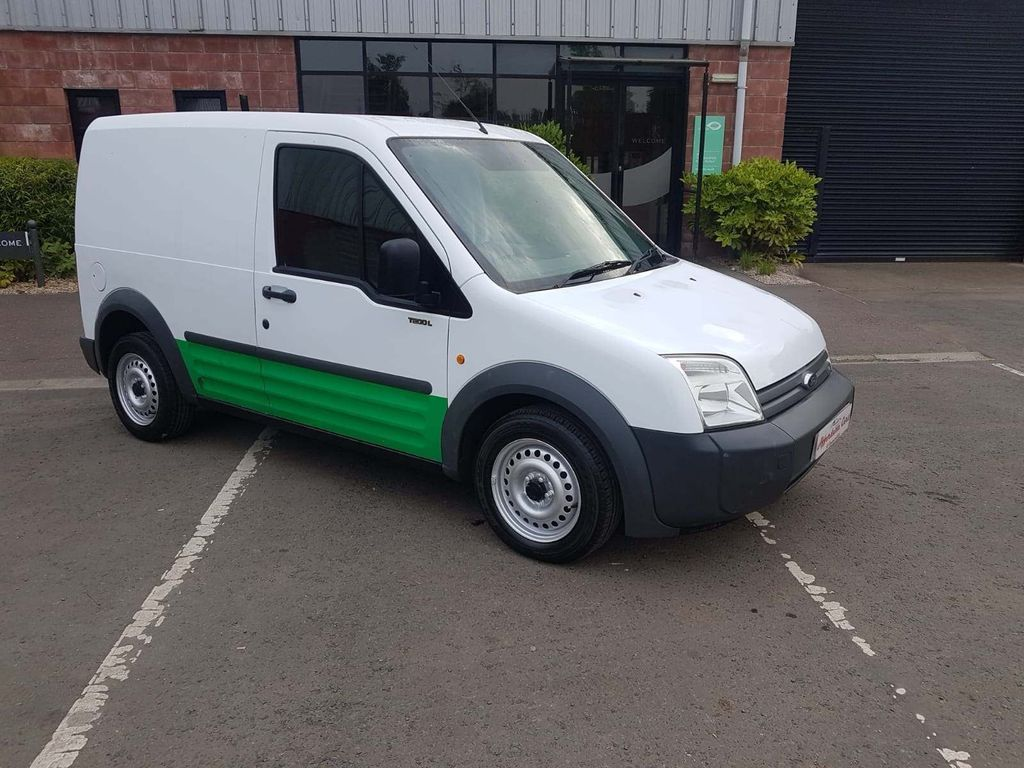 FORD TRANSIT CONNECT Other 1.8 TDCi T200 SWB Lead-In Panel Van 4dr
