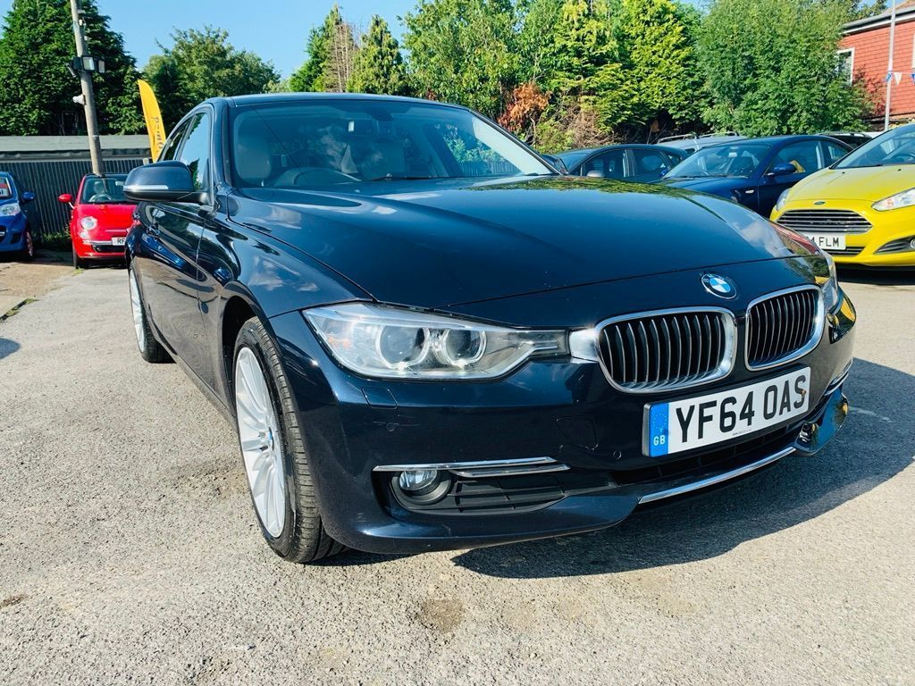 BMW 3 SERIES Saloon 2.0 320d Luxury xDrive (s/s) 4dr