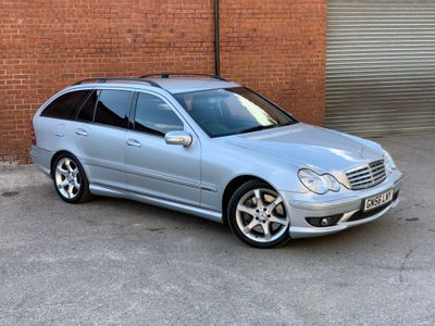 MERCEDES-BENZ C CLASS Estate 3.0 C320 CDI Sport Edition 7G-Tronic 5dr