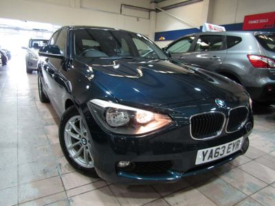 BMW 1 SERIES Hatchback 2.0 118d SE Sports Hatch (s/s) 5dr