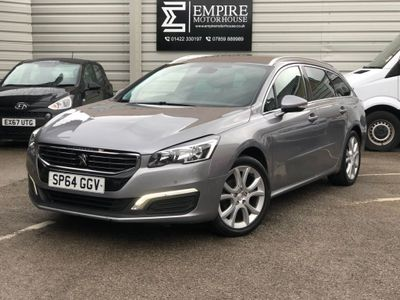 PEUGEOT 508 SW Estate 1.6 e-HDi Active (s/s) 5dr
