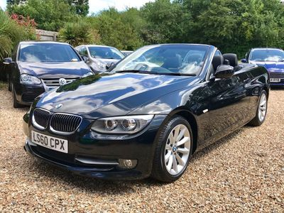 BMW 3 SERIES Convertible 3.0 335i SE DCT 2dr