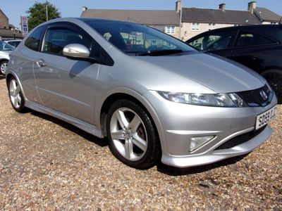 HONDA CIVIC Hatchback 1.8 i-VTEC Type S GT 3dr