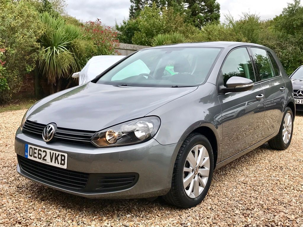 VOLKSWAGEN GOLF Hatchback 1.4 TSI Match DSG 5dr