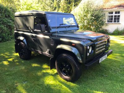 LAND ROVER DEFENDER 90 SUV 2.4 TDi Hard Top 3dr
