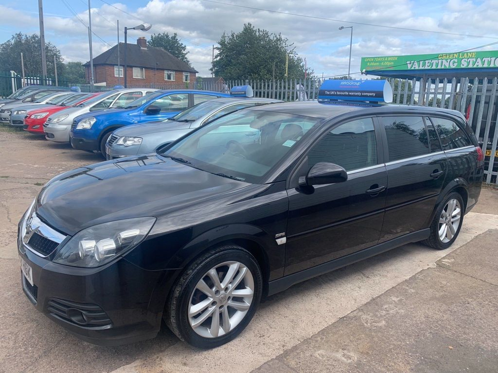 VAUXHALL VECTRA Estate 1.9 CDTi SRi 5dr