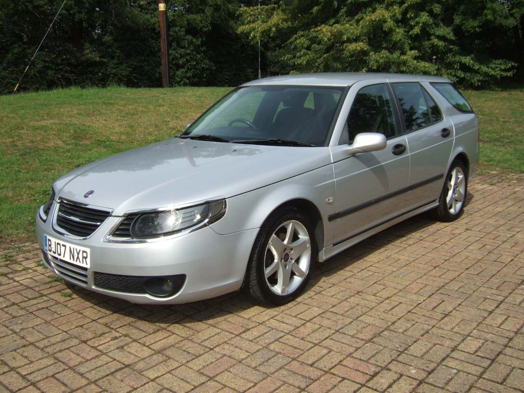 SAAB 9-5 Estate 1.9 TiD Linear Sport 5dr