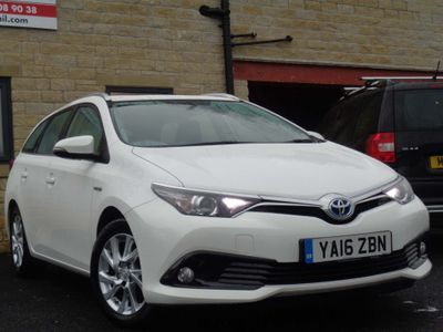 TOYOTA AURIS Estate 1.8 VVT-h Business Edition Touring Sports CVT (s/s) 5dr