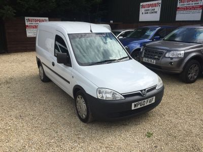 VAUXHALL COMBO Unlisted 1300