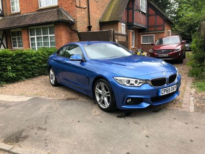 BMW 4 SERIES Coupe 2.0 420i M Sport 2dr