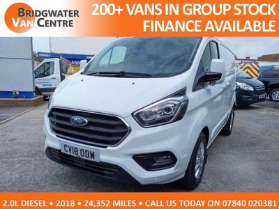 FORD TRANSIT CUSTOM Other 2.0 TDCi 300 L1H1 Limited 5dr (EU6)