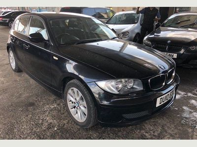 BMW 1 SERIES Hatchback 2.0 116d ES 5dr