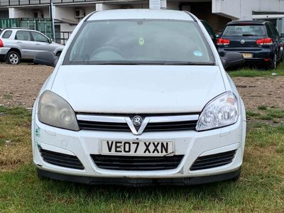 VAUXHALL ASTRAVAN Temperature Controlled 1.3 CDTi 16v Club Refrigerated Van 3dr