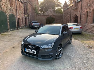 AUDI A1 Hatchback 1.6 TDI S line S Tronic (s/s) 3dr