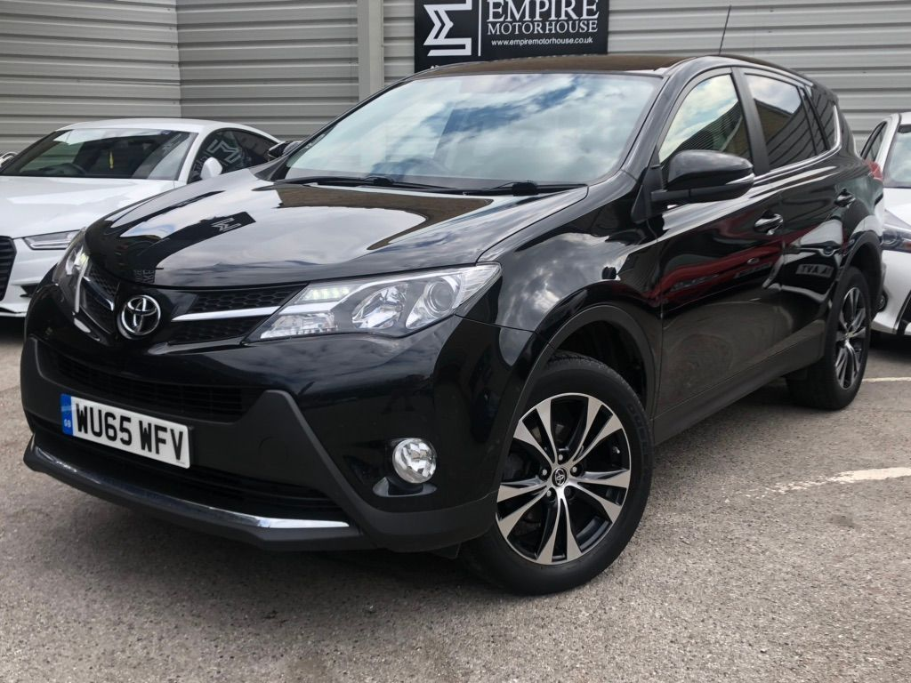 TOYOTA RAV4 SUV 2.0 D-4D Icon 4WD 5dr