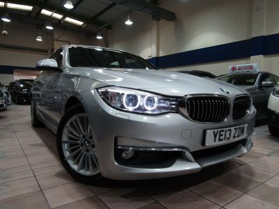 BMW 3 SERIES GRAN TURISMO Hatchback 2.0 320i Luxury GT (s/s) 5dr