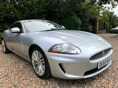 JAGUAR XK Coupe 5.0 V8 Special Edition 2dr