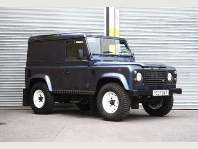 LAND ROVER DEFENDER 90 SUV 2.5 TD5 County Hard Top 3dr
