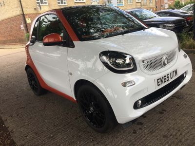 SMART FORTWO Coupe 0.9T Edition 1 (s/s) 2dr