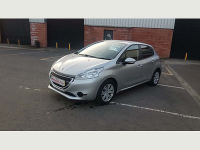 PEUGEOT 208 Hatchback 1.4 HDi Access+ 5dr