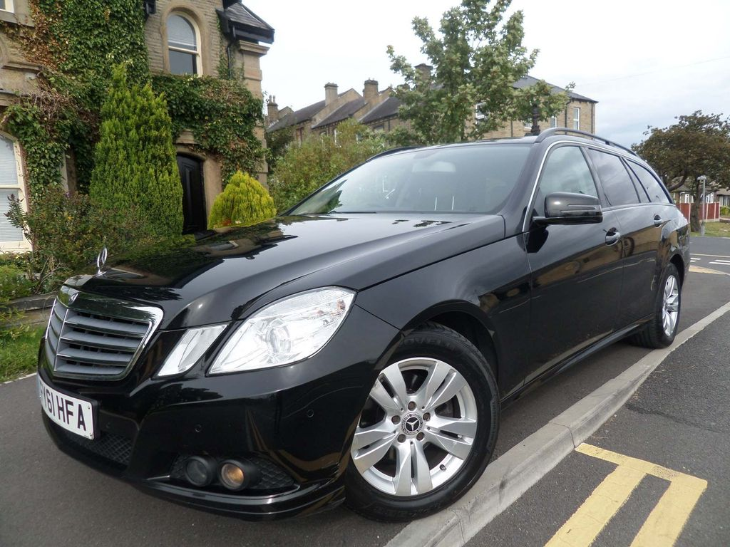 MERCEDES-BENZ E CLASS Estate 2.1 E220 CDI BlueEFFICIENCY SE Edition 125 (s/s) 5dr
