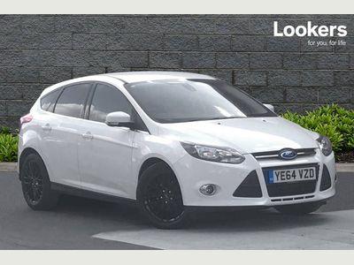 Ford Focus 1.0 EcoBoost Zetec Navigator 5dr Sat Nav, Heated screen, Alloys