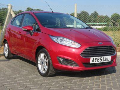 Ford Fiesta 1.6 Zetec 5dr Powershift **POWERSHIFT AUTOMATIC**