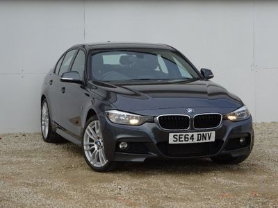 BMW 3 Series 2.0 320d M Sport xDrive (s/s) 4dr Suitable For All Weather!