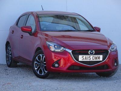 Mazda2 1.5 SKYACTIV-G Sport Nav (s/s) 5dr We Sold This Car New!