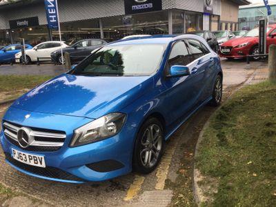 Mercedes-Benz A Class A200 CDI BlueEFFICIENCY Sport 5dr 1.8