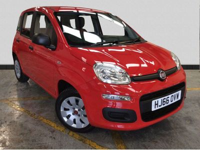 Fiat Panda 1.2 Pop Hatchback 5dr Petrol Manual (119 g/km, 69 bhp) **£30 TAX+GREAT FIRST CAR!!!**